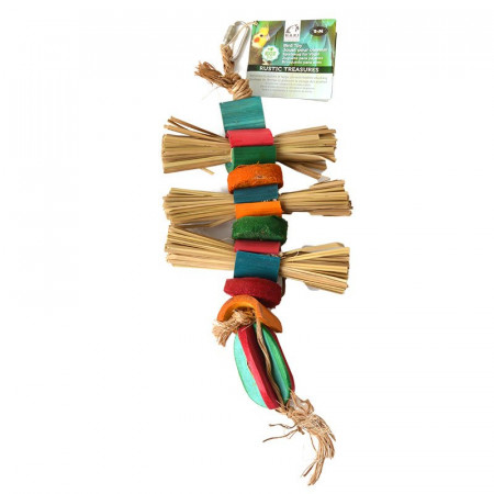 HARI Rustic Treasures Grass Bundles Bird Toy alternate img #1