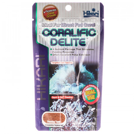 Hikari Coralific Delite Dual Use Floating Coral Food alternate img #1