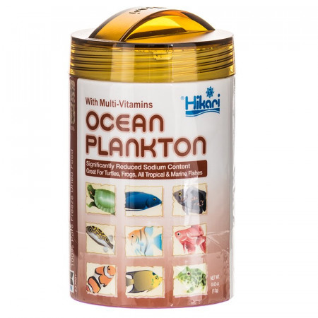 Hikari Ocean Plankton Freeze Dried Food alternate img #1