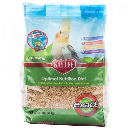 Kaytee Exact Optimal Nutrition Diet for Cockatiels alternate img #1