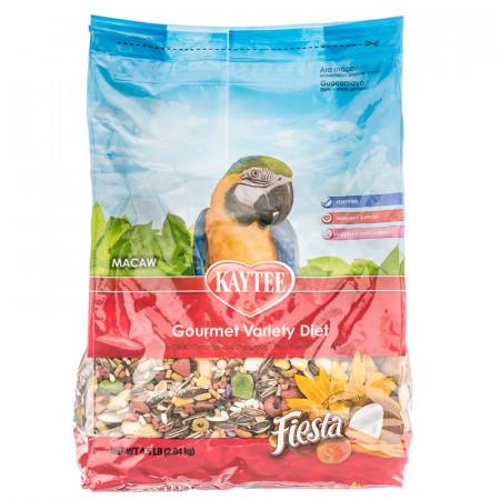 Kaytee Fiesta Macaw Gourmet Variety Diet alternate img #1
