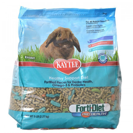 Kaytee Forti Diet Pro Health Adult Rabbit Food alternate img #1