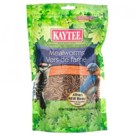 Kaytee Mealworms Wild Bird Food alternate img #1