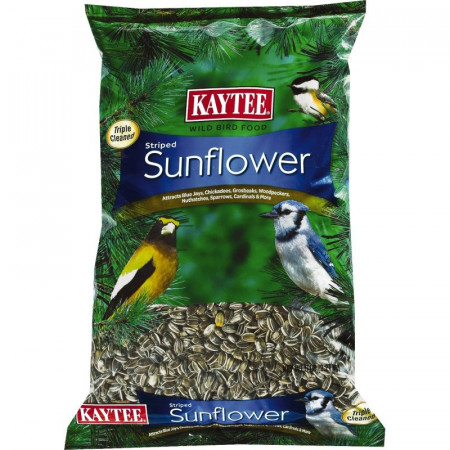 Kaytee Striped Sunflower Wild Bird Food alternate img #1