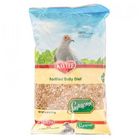 Kaytee Supreme Fortified Daily Diet - Dove alternate img #1