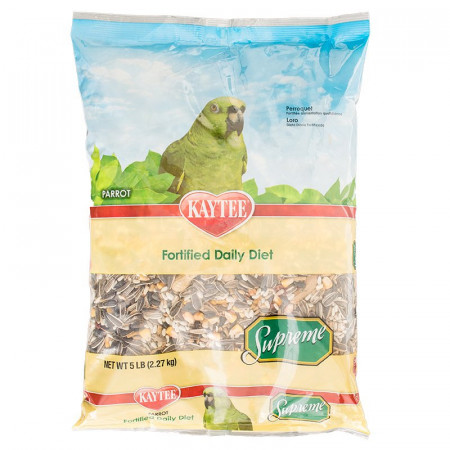 Kaytee Supreme Fortified Daily Diet - Parrot alternate img #1