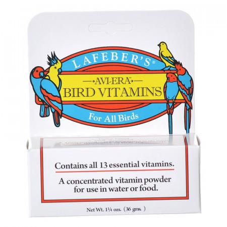Lafeber Avi-Era Bird Vitamins for All Birds alternate img #1