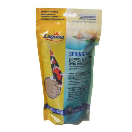 Laguna Spring/Fall Goldfish & Koi Food with Wheat Germ alternate img #1