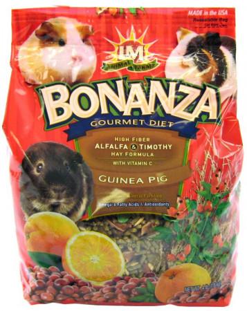 LM Animal Farms Bonanza Gourmet Diet- Guinea Pig Food alternate img #1