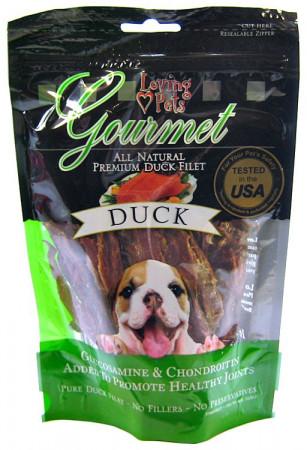 Loving Pets Gourmet All Natural Duck Filets alternate img #1