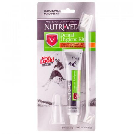Nutri-Vet Dental Hygiene Kit for Dogs alternate img #1