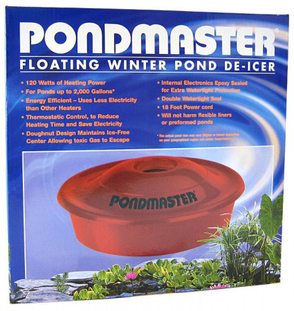 Pondmaster Floating Winter Pond De-Icer alternate img #1