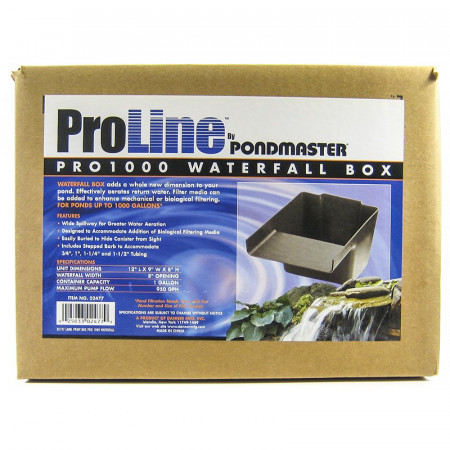 Pondmaster ProLine Series Pond Biological Filter & Waterfall alternate img #1