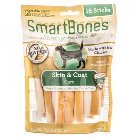 SmartBones Skin & Coat Care Sticks with Chicken alternate img #1