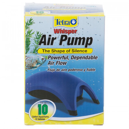 Tetra Whisper Aquarium Air Pump (Non-UL) alternate img #1