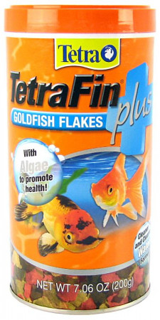 TetraFin Plus Goldfish Flakes alternate img #1