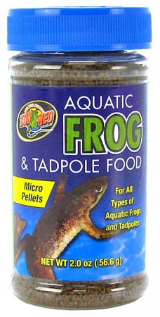 Zoo Med Aquatic Frog & Tadpole Food alternate img #1