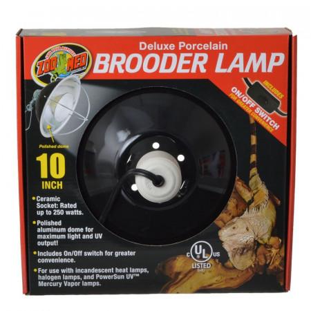 Zoo Med Deluxe Porcelain Brooder Lamp alternate img #1