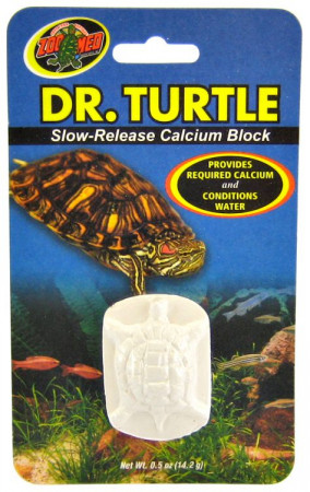 Zoo Med Dr. Turtle Slow Release Calcium Block alternate img #1