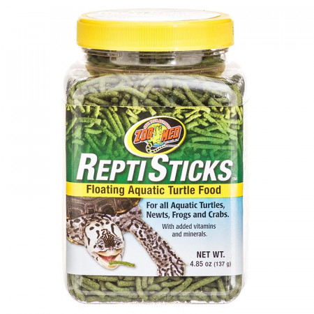 Zoo Med Repti Sticks Floating Aquatic Turtle Food alternate img #1