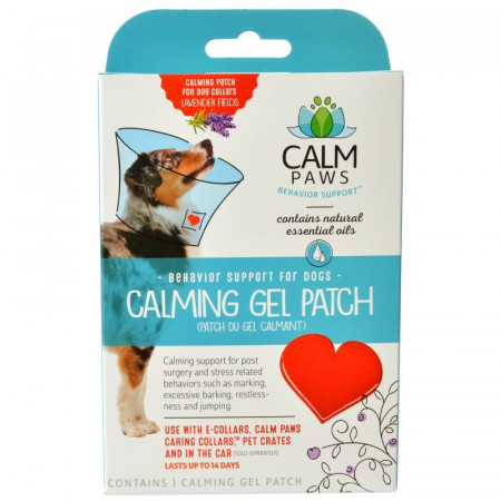 Calm Paws Calming Gel Patch for Dog Collars alternate img #1