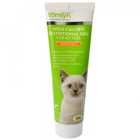Tomlyn Nutri-Cal High Calorie Nutritional Gel for Kittens alternate img #1