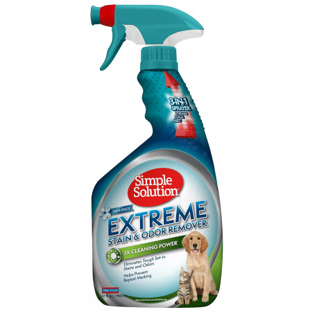 Simple Solution Extreme Stain & Odor Remover - Spring Breeze alternate img #1