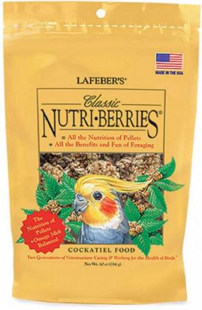 Lafeber Classic Nutri-Berries - Cockatiel Food alternate img #1