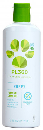 PL360 Puppy Foaming Shampoo alternate img #1