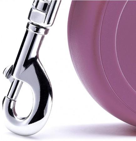 Flexi Classic Pink Retractable Dog Leash alternate img #4