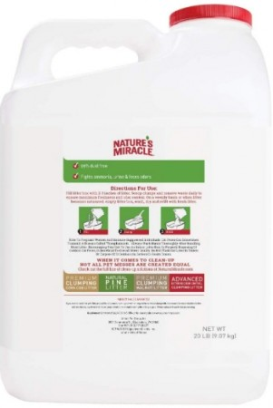 Natures Miracle Intense Defense Clumping Litter alternate img #1