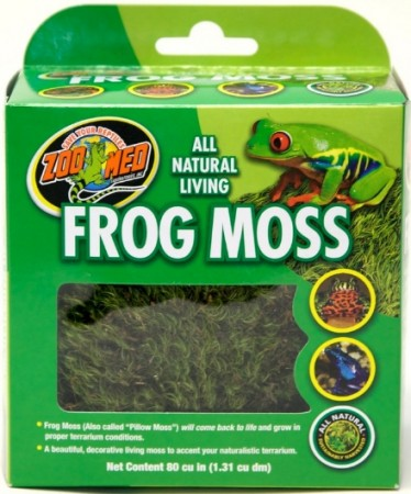 Zoo Med All Natural Living Frog Moss alternate img #1