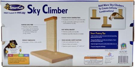 Pioneer Pet SmartCat Sky Climber Scratcher alternate img #2