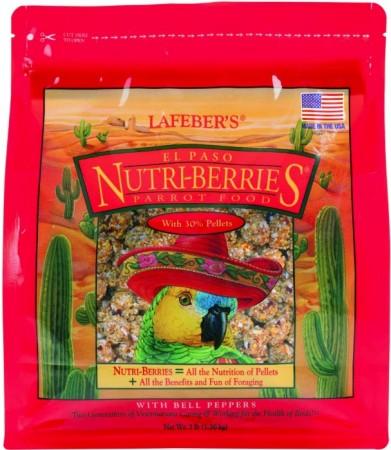 Lafeber El Paso Nutri-Berries - Parrot Food alternate img #1