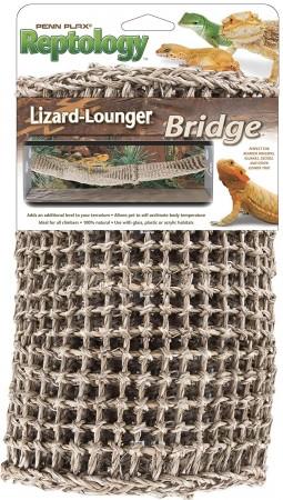 Penn Plax Reptology Lizard-Lounger Bridge alternate img #1