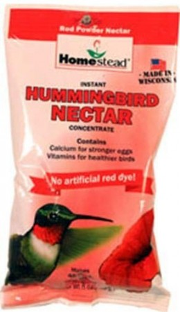 Homestead Hummingbird Natural Red Powder Nectar Concentrate alternate img #1