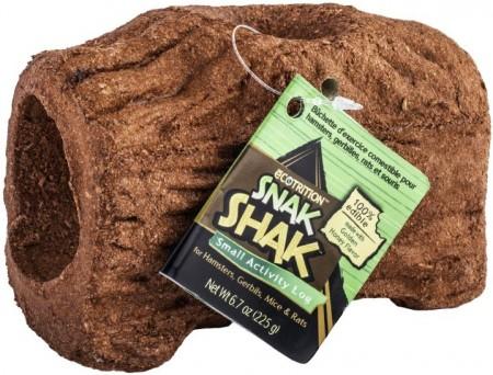 Ecotrition Snak Shak Edible Activity Log for Small Pets alternate img #1