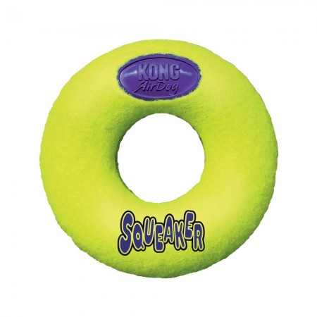KONG Air Dog Donut Squeaker Dog Toy alternate img #2