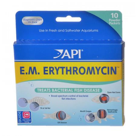API E.M. Erythromycin alternate img #1
