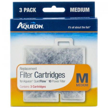 Aqueon QuietFlow Replacement Filter Cartridge - Medium alternate img #1