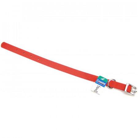 Coastal Pet Single Nylon Collar - Red alternate img #1