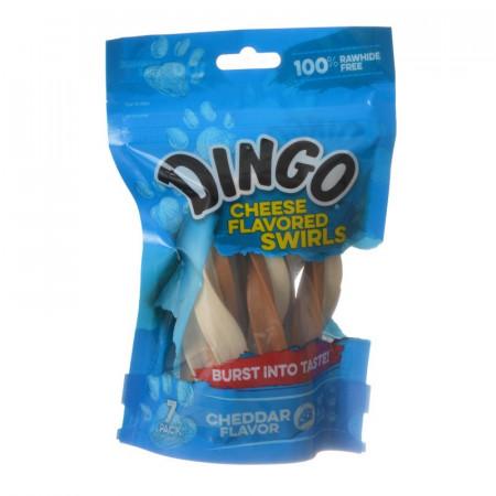 Dingo Cheese Flavored Swirls alternate img #1