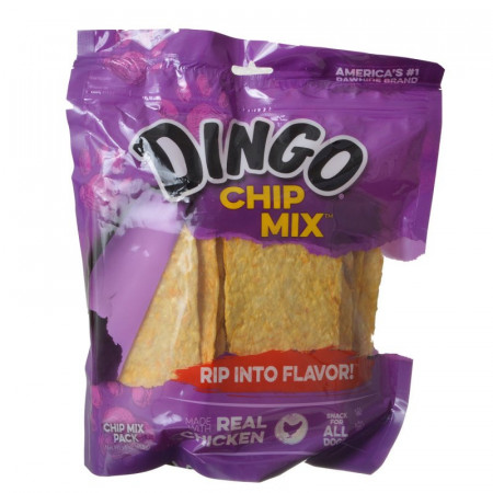 Dingo Chip Mix with Real Chicken Dog Treats alternate img #1