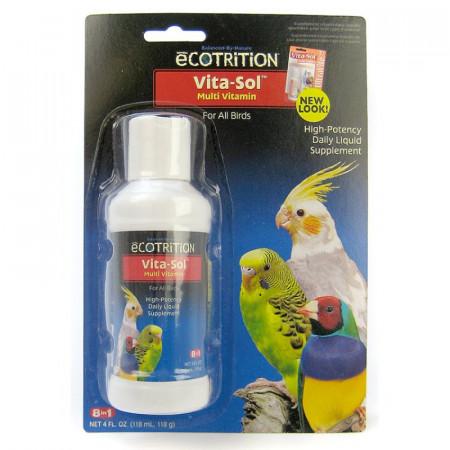 Ecotrition Vita-Sol for Birds alternate img #1
