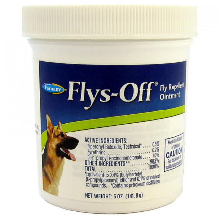Farnam Flys Off Fly Repellent Ointment alternate img #1