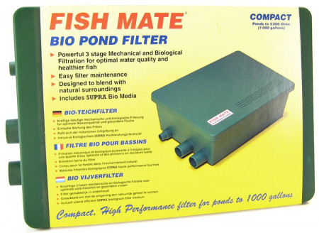 Fish Mate Compact Bio Pond Filter alternate img #1