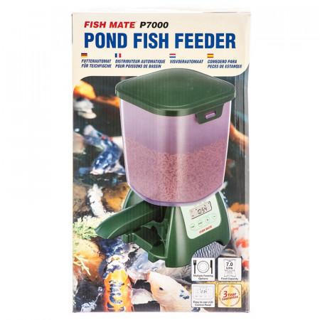 Fish Mate P7000 Pond Fish Feeder alternate img #1