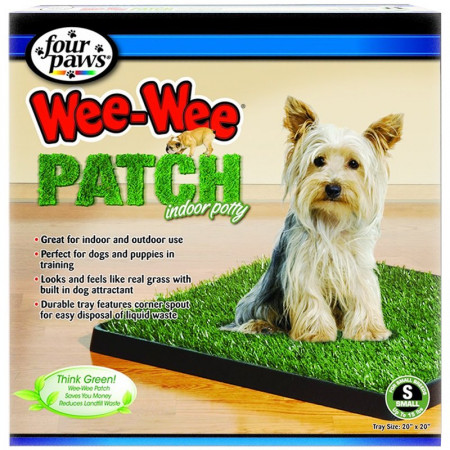 Four Paws Wee Wee Patch Indoor Potty alternate img #1