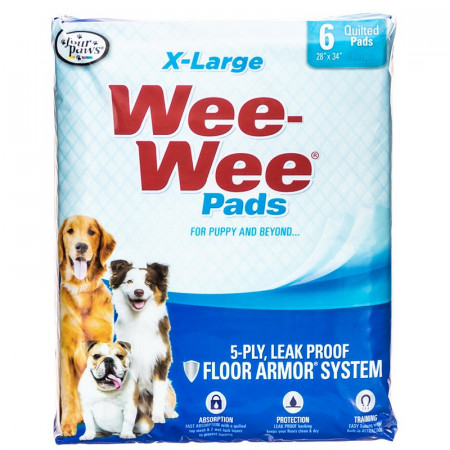 Four Paws X-Large Wee Wee Pads alternate img #1