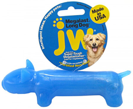 JW Pet Megalast Long Dog Toy alternate img #1